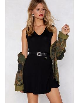 Get Relaxed Mini Dress by Nasty Gal