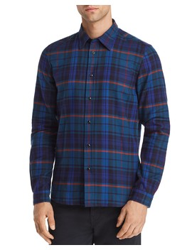 Plaid Regular Fit Shirt by Ps Paul Smith