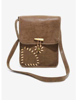 Her Universe Destination Disney Tangled Flynn Rider Crossbody Bag by Hot Topic