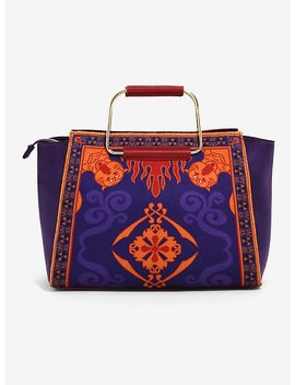Her Universe Destination Disney Aladdin Magic Carpet Handbag by Hot Topic