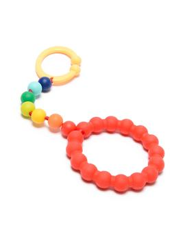 'gramercy' Stroller Teether by Chewbeads
