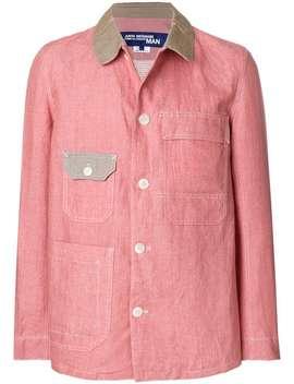 Junya Watanabe Ma Nclassic Shirt Jackethome Men Junya Watanabe Man Clothing Shirt Jackets by Junya Watanabe Man