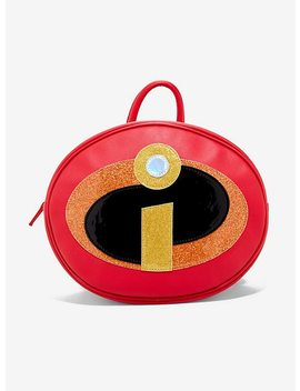 Her Universe Disney Pixar The Incredibles Logo Backpack by Hot Topic
