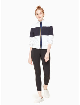 Colorblock Jacket by Kate Spade