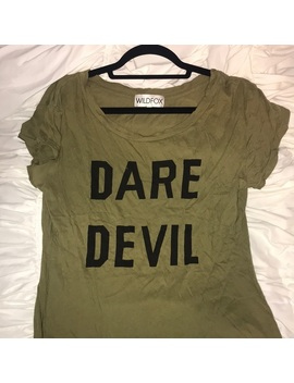 """Dare Devil"" Wildfox Tee by Wildfox"