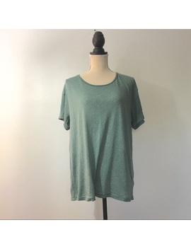 Wildfox Basic Green Tee by Wildfox