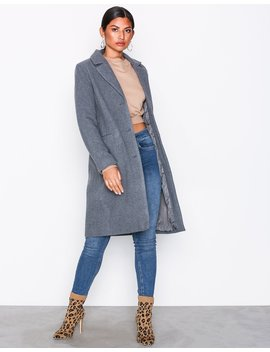 Everyday Coat by Nly Trend