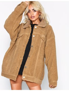 Oversized Trucker by Missguided