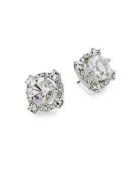 Crystal Cascade Stud Earrings by Kate Spade New York