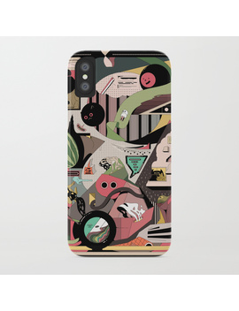 Watermelon Squirrel I Phone Case by