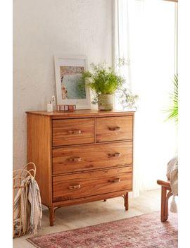 Wren Rattan Dresser by Urban Outfitters
