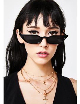 Bad Biddie Blvd Sunglasses by Lucent