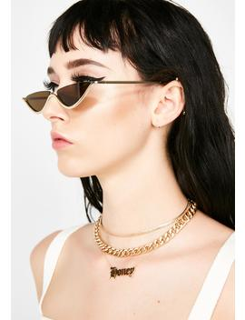 Deadazz Side Eye Sunglasses by Lucent