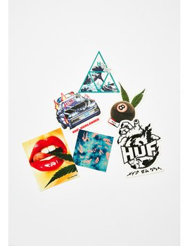 Last Resort Sticker Pack by Huf