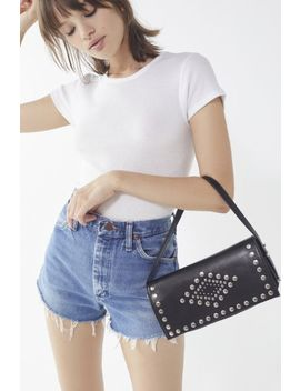 Studded Baguette Bag by Urban Outfitters