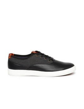 Aldo Men Black Solid Regular Yilan Sneakers by Aldo