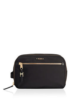 Erie Double Zip Cosmetic Bag by Tumi