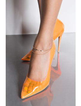 Nyc Stride Anklet by Akira