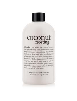 Shampoo, Shower Gel & Bubble Bath by Coconut Frosting