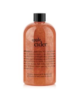 Shampoo, Shower Gel & Bubble Bath by Apple Cider