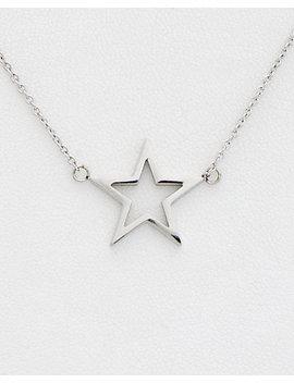 Rebecca Minkoff Open Star Necklace by Rebecca Minkoff