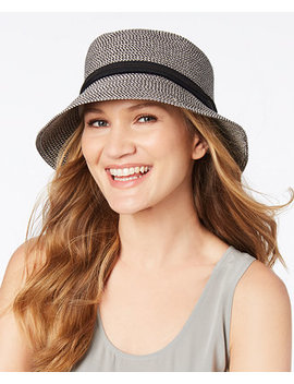 Packable Microbrim Hat by Nine West
