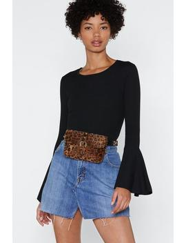 Farewell Ribbed Top by Nasty Gal