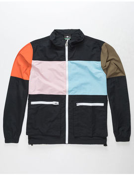 Lrg Block Wind Mens Jacket by Lrg