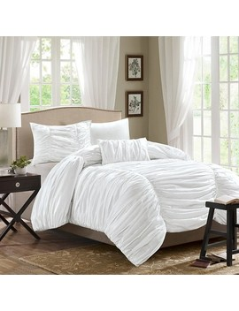 Pacifica Duvet Cover Set 4pc by Shop This Collection