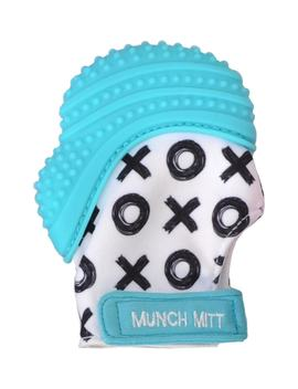 Xo Print Teething Mitt by Munch Mitt