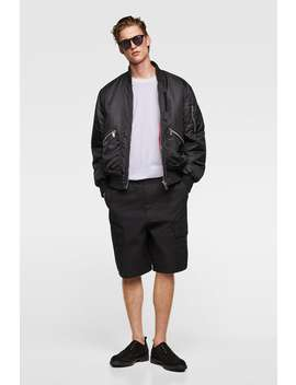 Padded Jacket With Pockets  View All Jackets Man by Zara