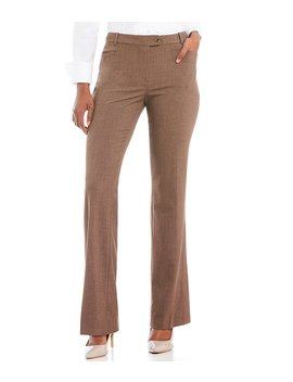 Modern Fit Straight Leg Pants by Generic