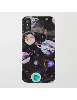 Marble Galaxy I Phone Case by