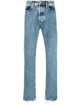 Frayed Edges Jeans by Diesel