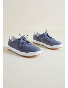 Casual Encouragement Suede Sneaker by Keds