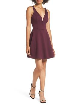 Love Galore Skater Dress by Lulus