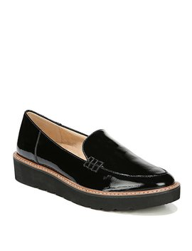 Andie Patent Leather Slip Ons by Generic