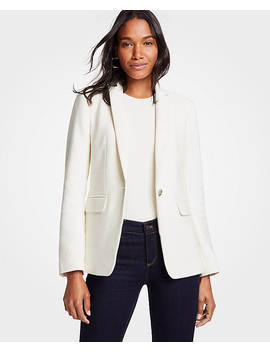 The Petite Hutton Blazer by Ann Taylor