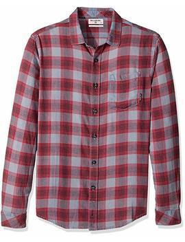 Billabong Men's Freemont Flannel Shirt by Billabong