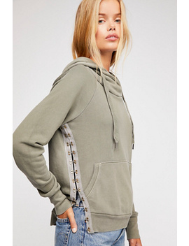 Mildred Soft Hook Hoodie by Free People