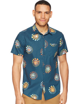 Sunday Floral Short Sleeve Shirt by Billabong