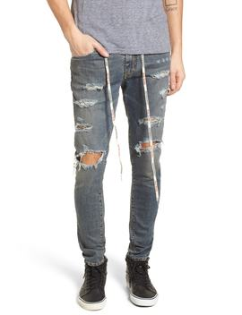 Repairer Slim Fit Denim Pants by Represent