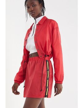 Uo Shaina Nylon Mini Skirt by Urban Outfitters
