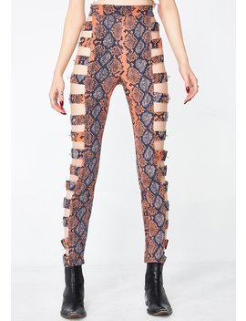 Viper Zone Pants by Hot Delicious