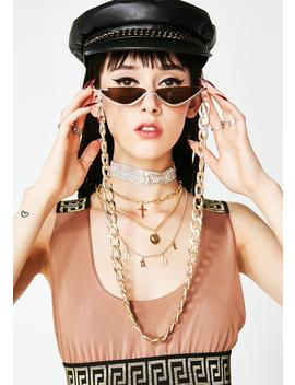 Thicc Stunna Sunglass Chain by Impulse Fashion Accessories