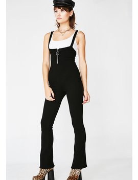 Nip Slip Suspender Jumpsuit by Better Be