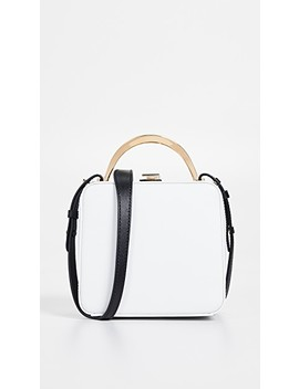 Cube Chain Bag by The Volon
