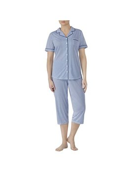 Women's And Women's Plus Traditional Pajama Set by Secret Treasures