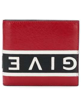 Givenchycolour Block Logo Bi Fold Wallethome Men Givenchy Accessories Wallets & Billfolds by Givenchy