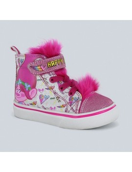 Toddler Girls' Trolls High Top Sneakers by Shop All Trolls